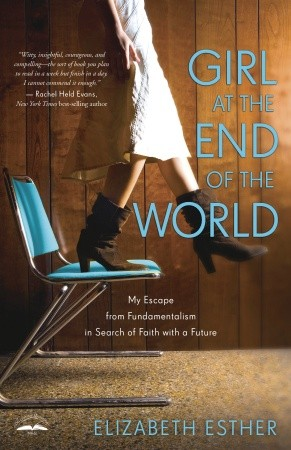 girl at end of world