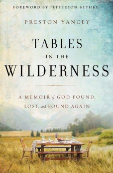 tables in wilderness