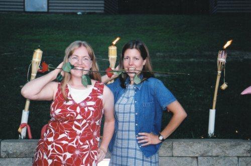 tbt Lisa & Nikki