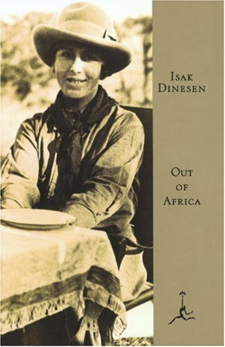 "Walking and Not Reading Isak Dinesen's ""Out of Africa"""
